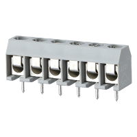 Screw type terminal blocks