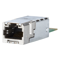 RJ45 modules for device connection